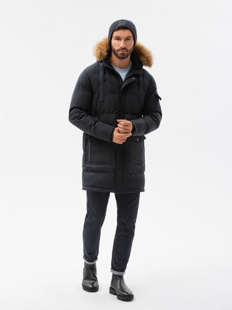 Vīriešu ziemas jaka Istas C514