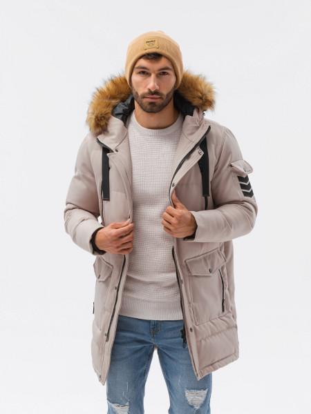 Vīriešu ziemas jaka Istvan C514