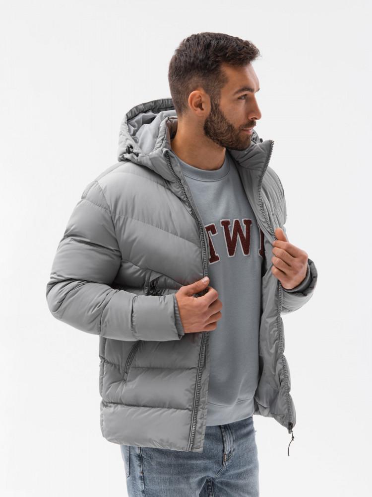 Vīriešu ziemas jaka Isra C519