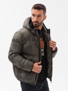 Vīriešu ziemas jaka Ishiko C529