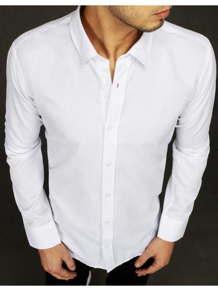 Vīriešu krekli (balts krāsa) Kolan