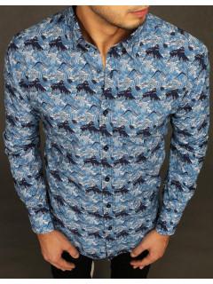 Vīriešu krekli (zila krāsa) Ell