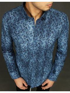 Vīriešu krekli (zila krāsa) Olan
