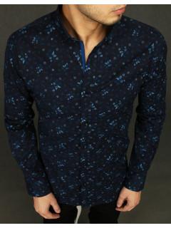 Vīriešu krekli (tumši zila krāsa) Jackson