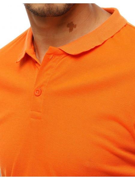Polo krekls (Oranžs) Gildo