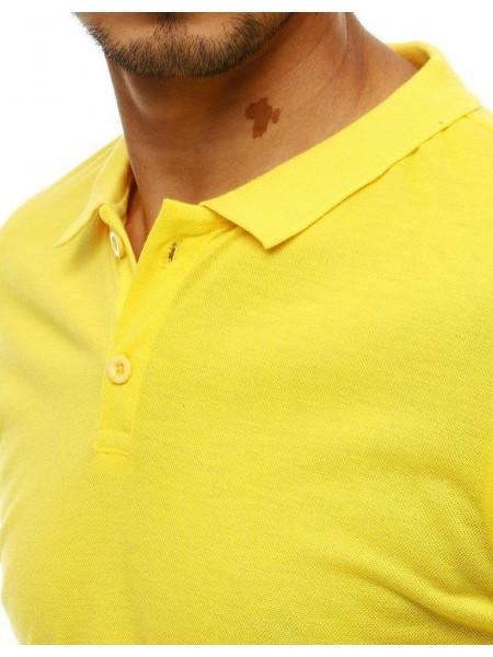 Polo krekls (Dzeltens) John