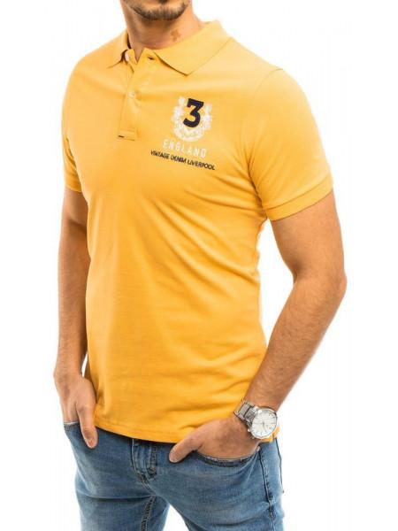 Polo krekls (Dzeltens) Denis