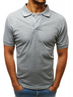 Vyriški polo marškinėliai Cody (gaiši pelēka krāsa)