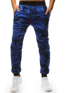 Vīriešu bikses (zils) Jefrey