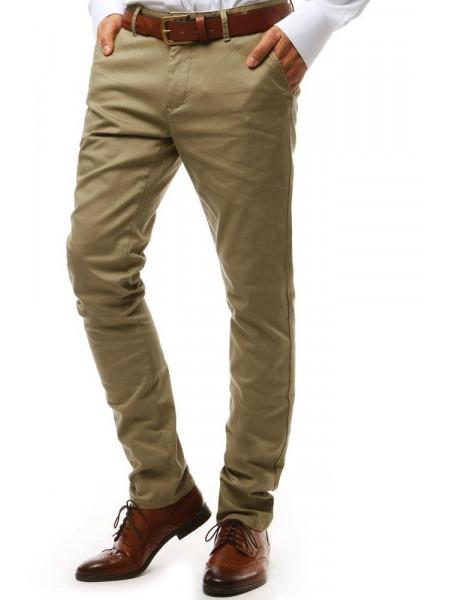 Vīriešu bikses Grayson (bēša krāsa)