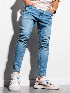 Vīriešu džinsi (Šviesiai zila krāsa) Nigel