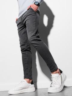 Men's jeans P937 - black