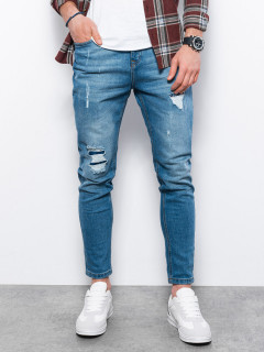 Men's jeans P938 - blue
