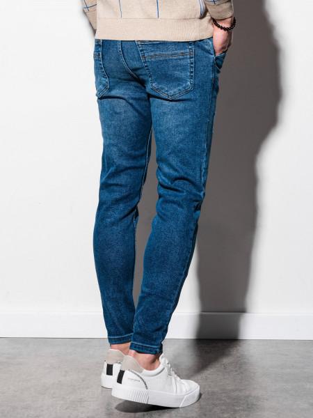 Vīriešu džinsi (Zils) Kevin