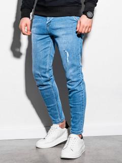 Vīriešu džinsi (Švieisiai zila krāsa) Jordan