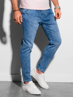 Vīriešu joggers P1057 - gaiši zils Duran