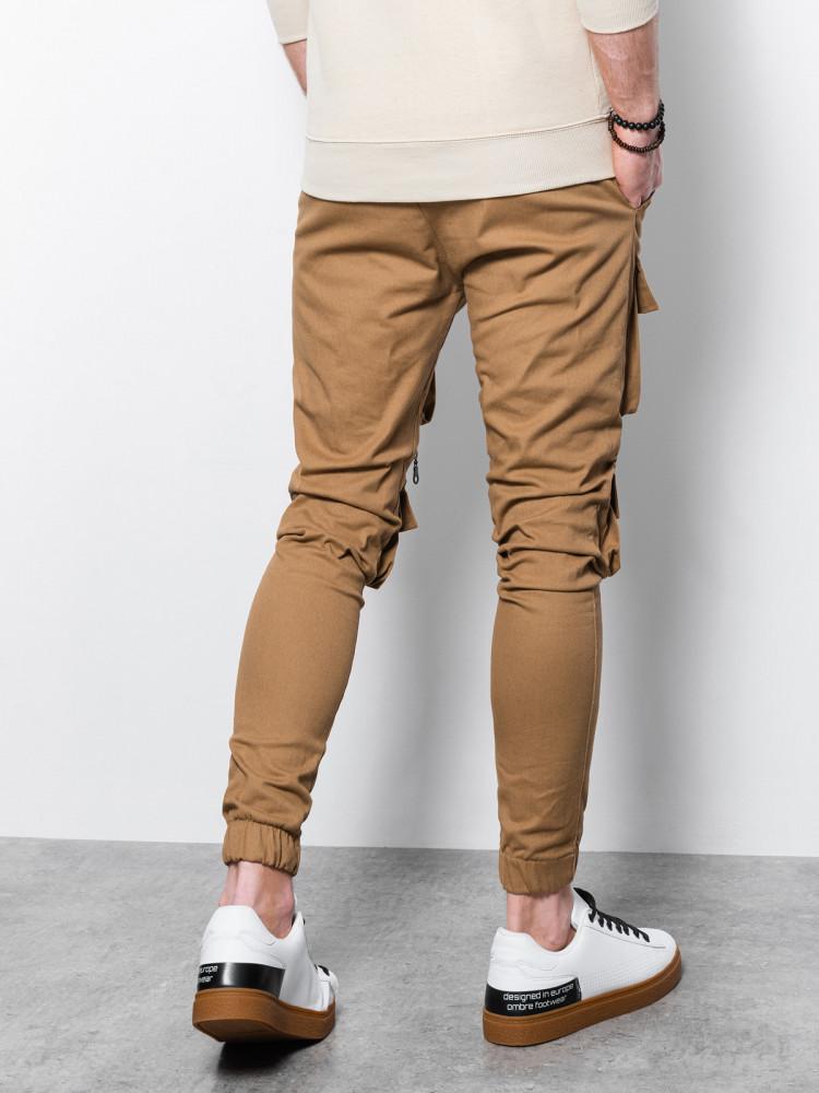 Vīriešu bikses (brūns) Liam