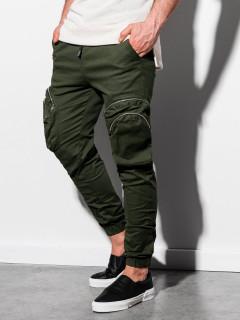 Vīriešu bikses (haki krāsa) Stue