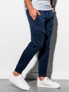 Vīriešu bikses (tumši zils) Zeck