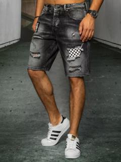 Vīriešu džinsa šorti Alberto