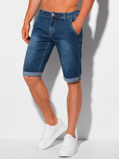 Vīriešu džinsa šorti W352 - zils Arturo