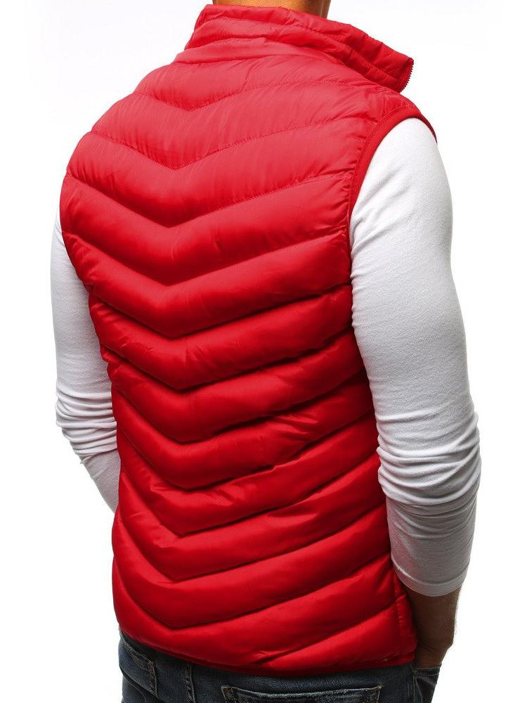 Vīriešu vestes Jordan (Sarkana krāsa)