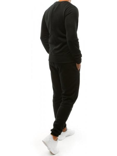 Vīriešu Treniņtērps Charlie (Melns krāsa)